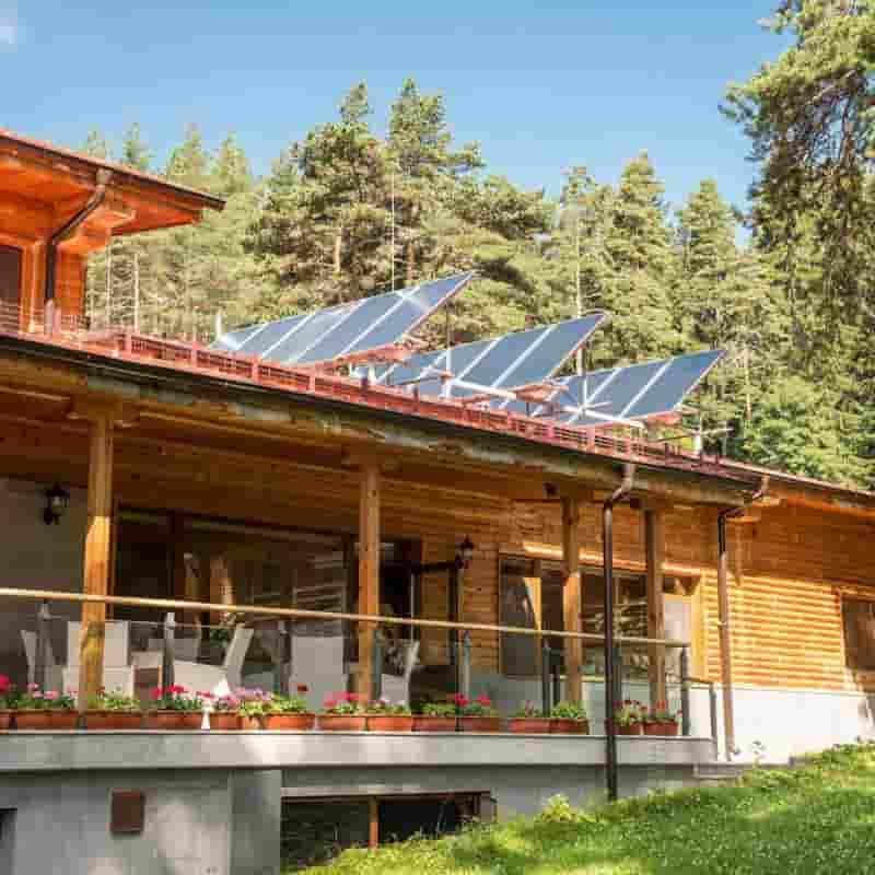 montaż solarów kielno